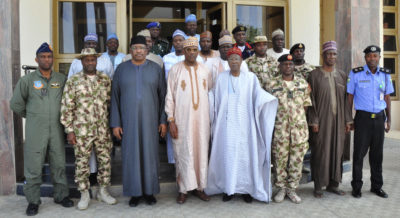 FG confirms 110 Dapchi girls unaccounted for, steps up rescue efforts