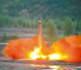 Nuclear arsenals of China, Russia, North Korea threaten other peaceful nations – U.S