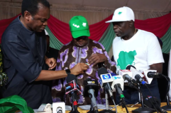 Obasanjo launches coalition, says he will quit movement moment it becomes partisan