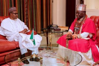 Breaking: We are committed to rapid development of Niger Delta, President Buhari assures