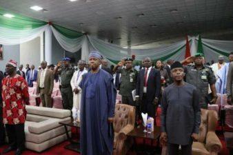 Unfair to say the President ignores herdsmen killings because he's Fulani – Osinbajo