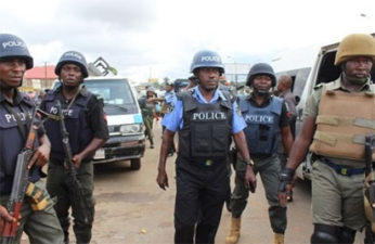 Police arrest 17 over Gboko, cops killings