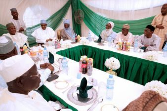 Be prepared to make sacrifices for Nigeria, President Buhari tells elites