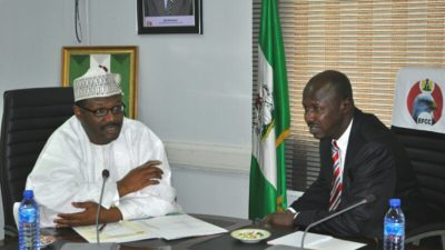Trouble for looters keeping money for 2019, as INEC, EFCC signify collaboration on tracking sources of campaign funds