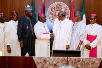 No plan to colonize any part of Nigeria, President Buhari explains grazing policy as Catholic Bishops visit
