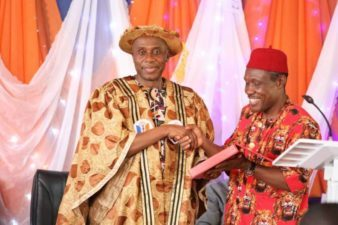 Matter Arising: Amaechi asks Igbo to appologise for turning against Buhari in 2015