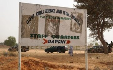 Breaking News: Dapchi schoolgirls released!