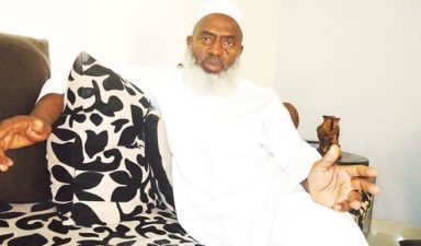 Imams should move to battle field to lead fight against B/Haram – Gumi