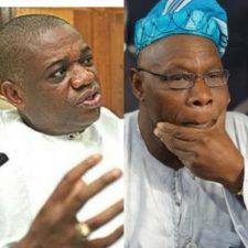 $16b Power Fund: Kalu talks tough to Buhari, says 'convince us anti-corruption is working by arresting Obasanjo'