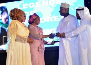 Aisha Buhari receives special commendation by UNICEF