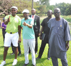 Minister rallies support for golf to boost tournaments in Nigeria