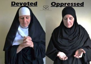 Of the Hijabites and the nuns