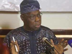 Obasanjo's crusade for Nigerian women politicians