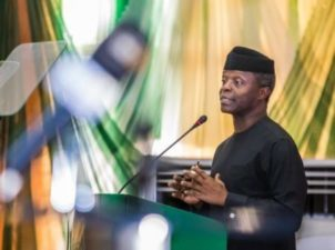 Buhari Administration has invested in Nigeria's human capital through social investment programmes, says Osinbajo