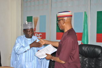 Governor Lalong-led APC Technical Committee submits report, as Ganduje explains APC governors' move against