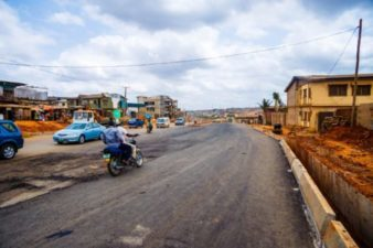 Mission to Rebuild: Contractor resumes work on Alagboole Road in Ogun