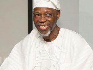 COUNTDOWN TO CILRMN/The DEFENDER APRIL 28: Meet Bola Ajibola, the Judge, SAN, who will lead eminent Nigerians to honour Sultan Abubakar III, Aisha Muhammadu Buhari, Tambuwal, Ajimobi, Olanrewaju, at Nicon Luxury Hotel Abuja