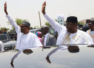 Bauchi Governor briefs Buhari on inconclusive election