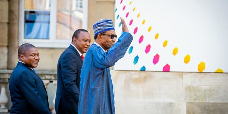 With Buhari, 2019 is settle, by Frank Taylor
