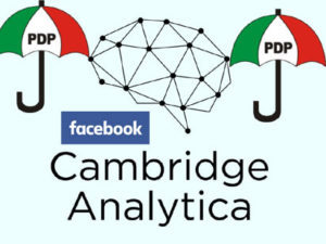 Data mining: PDP in trouble as FG investigates Cambridge Analytica