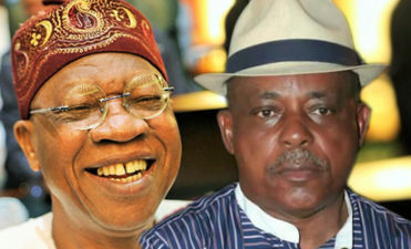 Looters' list: Secondus drags Lai Mohammed to Court for defamation