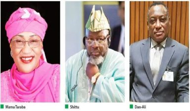 Ministers who want to become governors