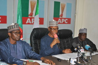 Tenure Elongation: Oyegun inaugurates 10-man Technical Committee led by Plateau Governor Lalong to examine President's position