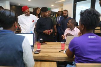 Technology is future of Nigeria's economy, commerce and industry – VP Osinbajo