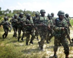 Army kills 21 armed bandits, recovers arms in Zamfara