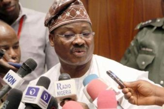 Oyo no longer suffering from flood – Ajimobi