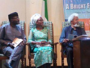 Soyinka: How tackling corruption issues'll address electoral rigging