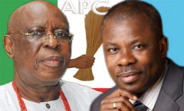 2019: Resolve controversy in Ogun APC now, Majekodunmi urges Amosun
