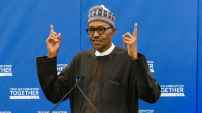 Nigeria's anti-corruption excites UN