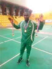 Nigeria wins 7 gold, 5 silver in Africa Para-Badminton Championships