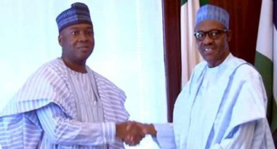 Buhari confirms receipt of 2018 Appropriation Bill from NASS