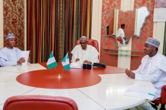 I'm embarrassed by invasion of Senate – Buhari