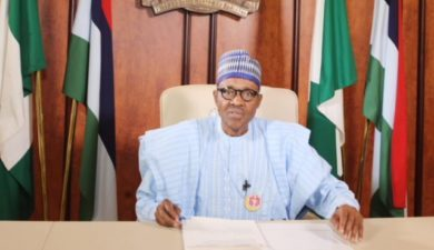 Democracy Day: President Buhari to address nation Tuesday
