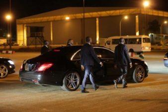 Buhari using Jonathan's old cars