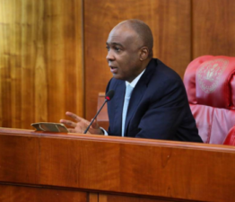 "Saraki, IGP's war getting messier as Kwara Senator alleges plot by Police to ""frame and implicate"" him"