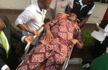 BREAKING: Kogi High Court orders Dino Melaye be remanded in National Hospital Abuja