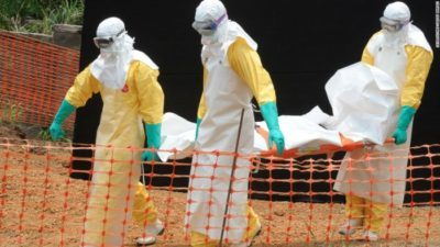 DRC Ebola: Federal Government orders immediate surveillance at airports, borders