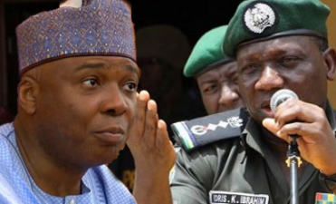 Police accuses Senate of jeopardizing Nigerian national security