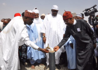 Commonsense in FG's commitment to completing projects abandoned by past administrations, as showcasing of Buhari's projects continues nationwide