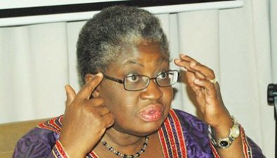 "Where did I ever say 'yesterday's scavengers are today's saints'? Okonjo-Iweala takes on ""Mischief Makers"""
