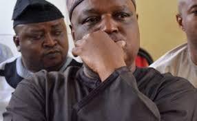 Breaking: N1.64bn Fraud: Ex-Taraba Gov, Rev Nyame bags 14 years jail term
