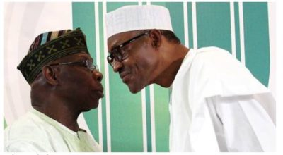 That ridiculous claim Buhari's achievements cannot be seen!