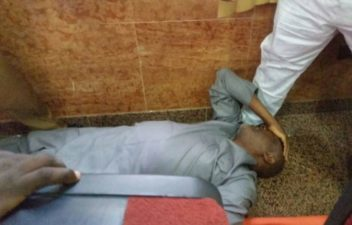 Justice Abang closes case in Metuh, lawyer's absence