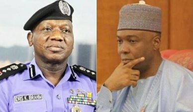 Saraki insists IGP, others must appear before Senate