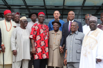 Meeting with Senate: What manner of South, Middle Belt elders?!