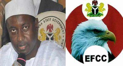 EFCC detains former Kaduna governor, ex-Minister